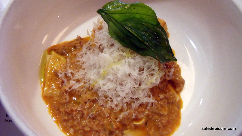 how to cook tagliatelle bolognese