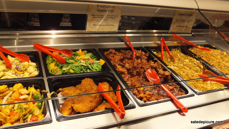 The top five high end supermarkets of the year for Asian cuisine buffet