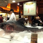 Wegmans Whole Sordfish on Display