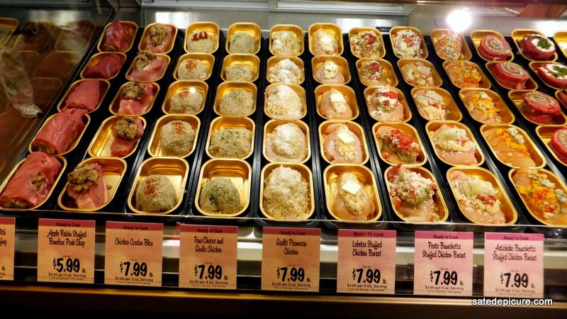 Prepared seafood wegman s supermarket for Food bar wegmans