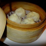 Soup Dumplings, Sweet Onion and Gruyere
