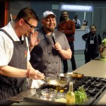 Chef Chris Cosentino and Duff Goldman