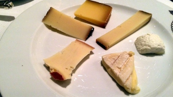 Selection of Fine Cheeses