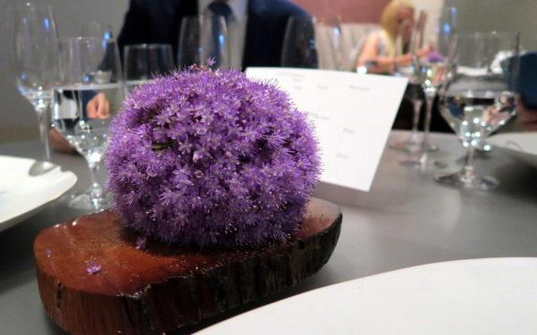 Onion, Purple Allium, Black Pepper